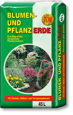 Alpenflor Aktions-Blumen- und Pflanzerde
