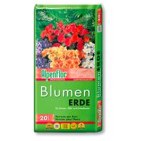 Alpenflor Blumenerde Beitragsbild