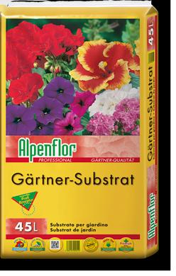 Alpenflor Gärtner Substrat
