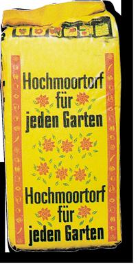 Alpenflor Hochmoortorf