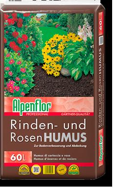 Alpenflor Rinden- und Rosenhumus