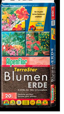 Alpenflor Terrastar Blumenerde