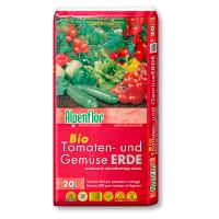 Alpenflor Tomaten- und Gemüseerde Beitragsbild