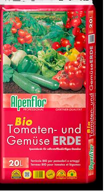 Alpenflor Tomaten- und Gemüseerde