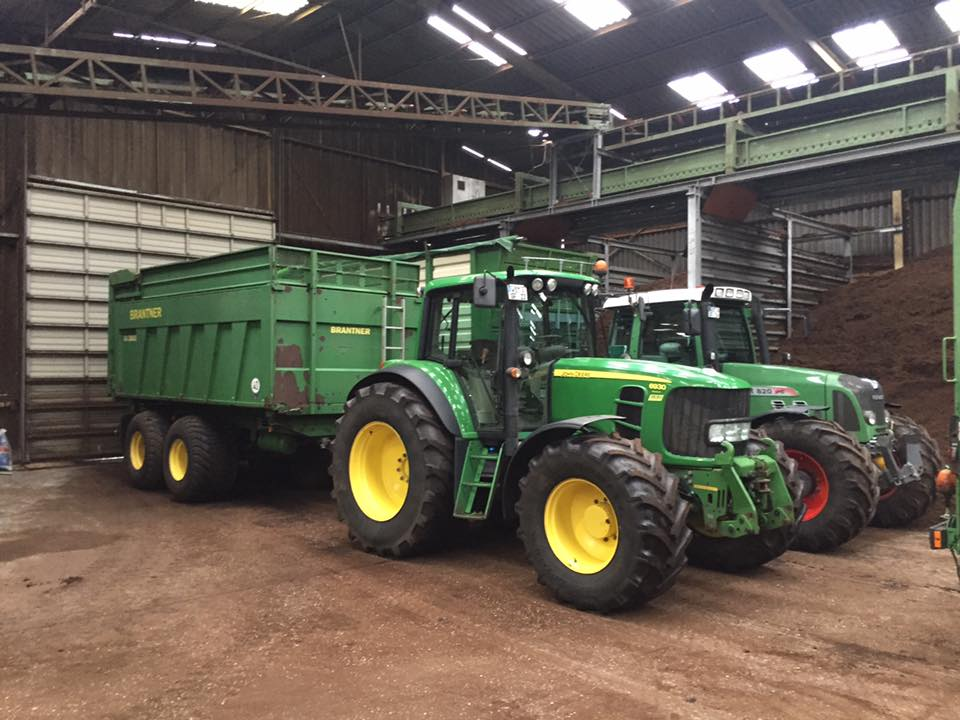 Traktor Alpenflor Erdenwerke