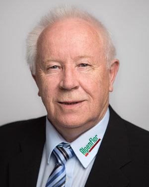Mitarbeiter Erwin Beyer