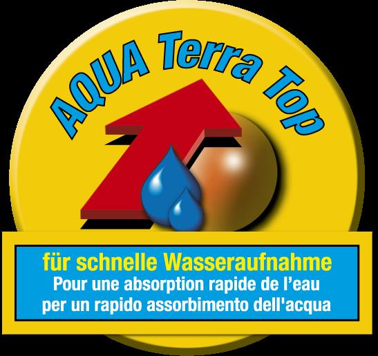 Alpenflor Siegel Aqua Terra Top