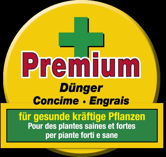 Alpenflor Siegel Premium Dünger