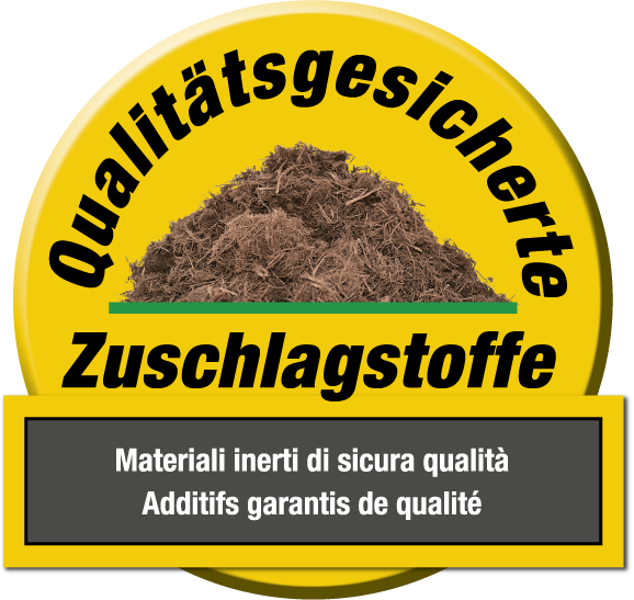 Alpenflor Siegel Zuschlagstoffe